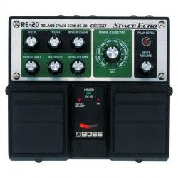 PEDAL GUITARRA BOSS RE-20