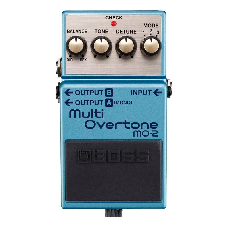 PEDAL GUITARRA BOSS MO-2