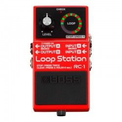PEDAL GUITARRA BOSS RC-1 LOOPER
