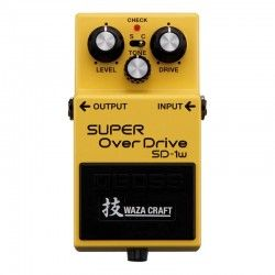 PEDAL GUITARRA BOSS SD-1W