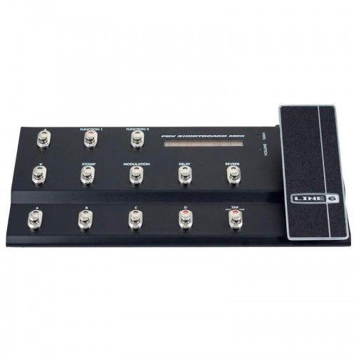 PEDALERA GUITARRA LINE 6 FBV SHORTBOARD MK II