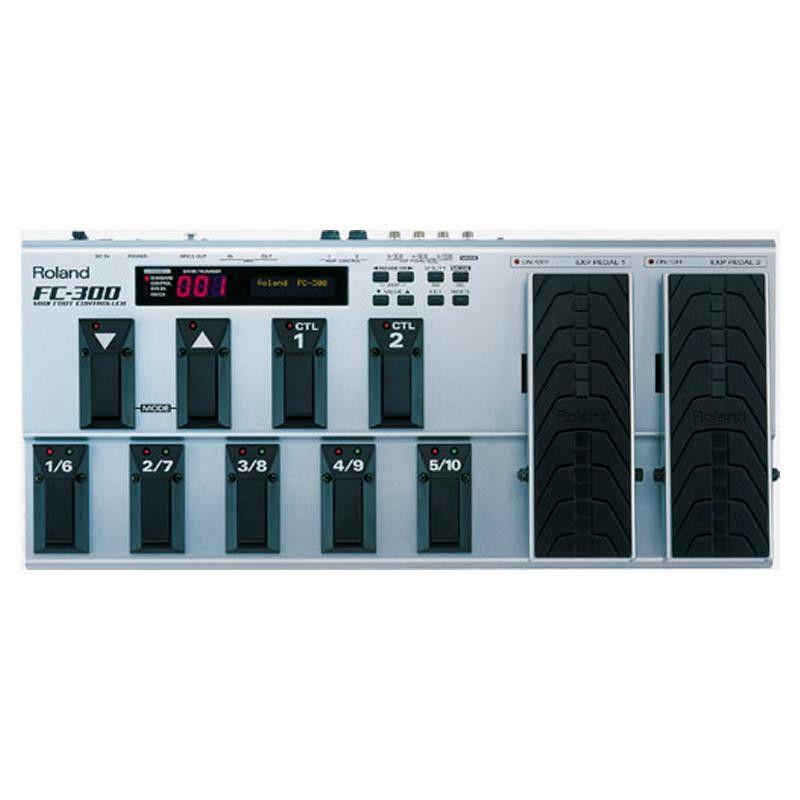 PEDALERA MIDI ROLAND FC-300
