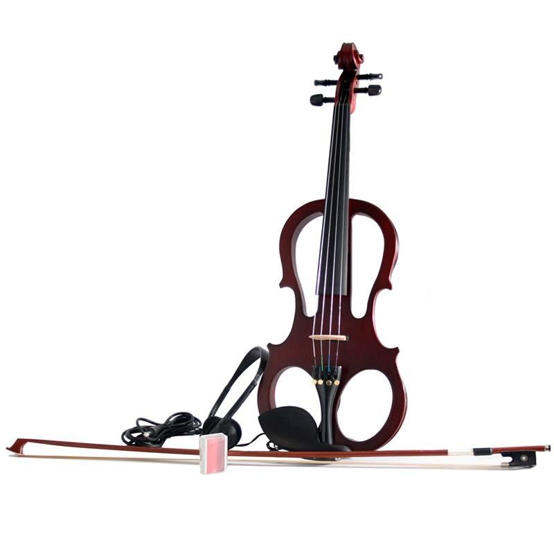 VIOLIN ELECTRICO 4/4 SOUNDSATION E-MASTER