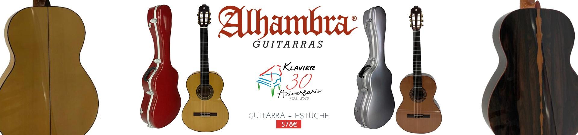 Alhambra Klavier 30 aniversario